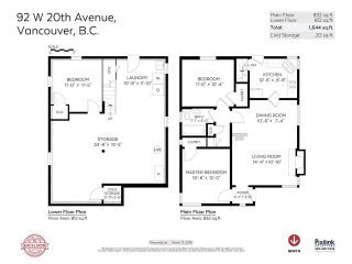 Photo 16: 92 W 20TH Avenue in Vancouver: Cambie House for sale (Vancouver West)  : MLS®# R2246558