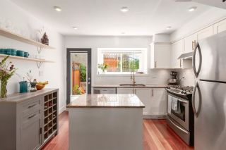"""Photo 7: 1630 E GEORGIA Street in Vancouver: Hastings Townhouse for sale in """"WOODSHIRE"""" (Vancouver East)  : MLS®# R2587031"""