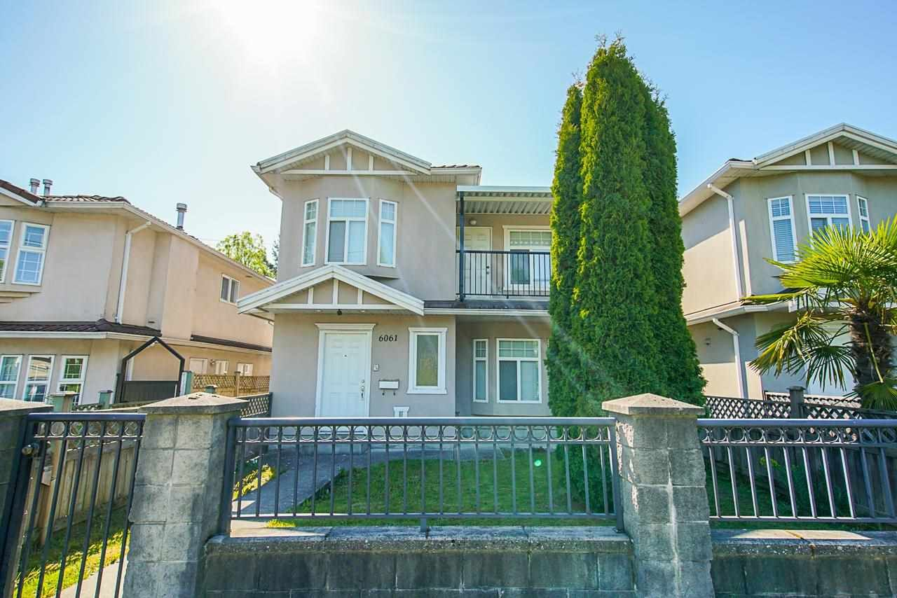Main Photo: 6061 MAIN Street in Vancouver: South Vancouver 1/2 Duplex for sale (Vancouver East)  : MLS®# R2577762