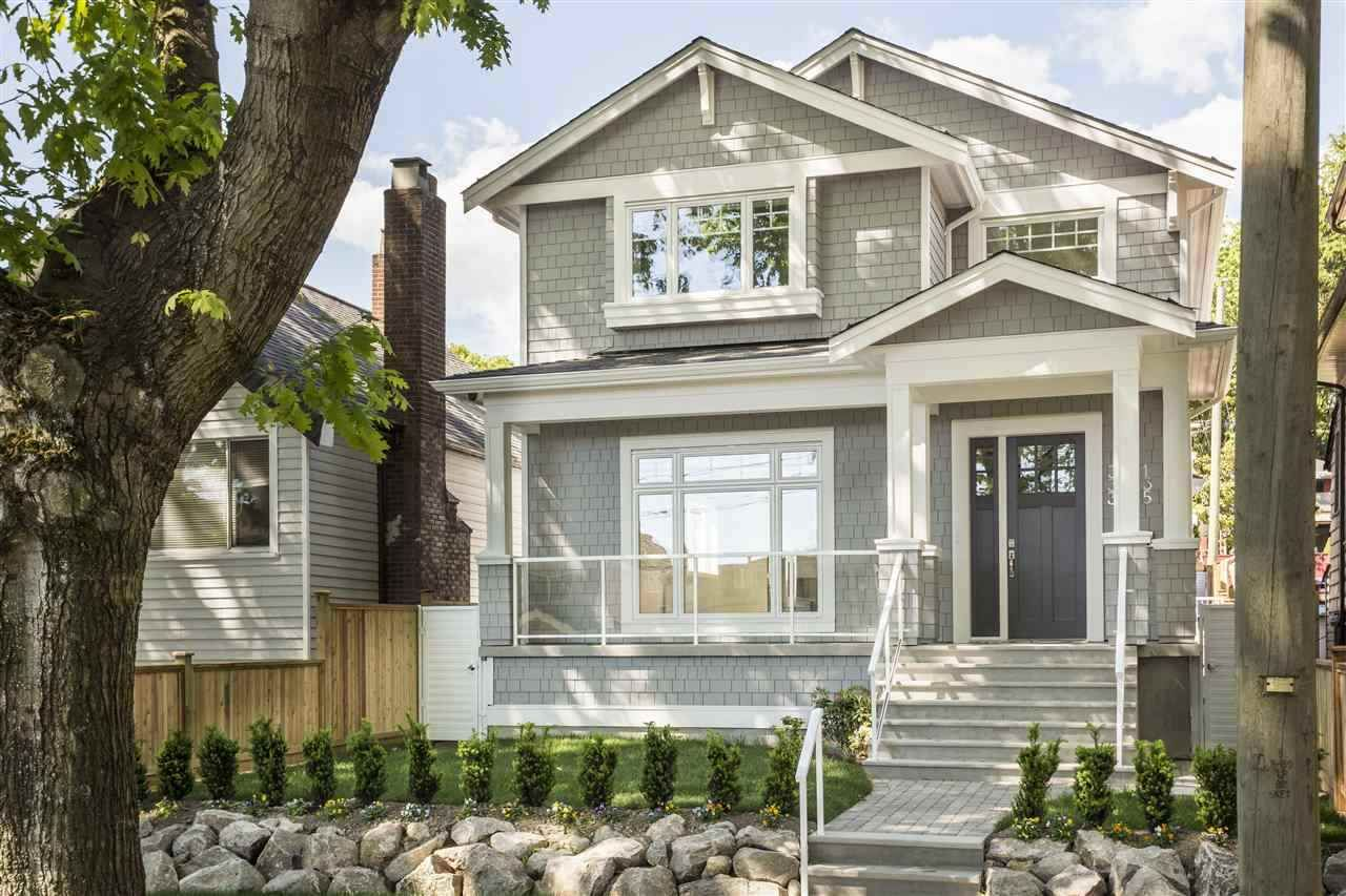 Main Photo: 3621 TURNER Street in Vancouver: Renfrew VE House for sale (Vancouver East)  : MLS®# R2561473