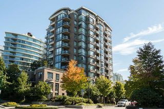 "Photo 1: 406 170 W 1ST Street in North Vancouver: Lower Lonsdale Condo for sale in ""ONE PARK LANE"" : MLS®# R2112058"