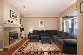 """Photo 1: 25 50 PANORAMA Place in Port Moody: Heritage Woods PM Townhouse for sale in """"ADVENTURE RIDGE"""" : MLS®# R2357233"""
