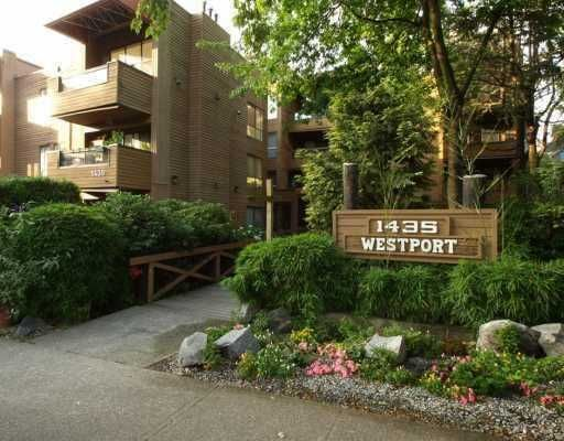 """Main Photo: 311 1435 NELSON Street in Vancouver: West End VW Condo for sale in """"WESTPORT APARTMENTS"""" (Vancouver West)  : MLS®# V794433"""