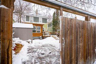 Photo 35: 196 Aubrey Street in Winnipeg: Wolseley Residential for sale (5B)  : MLS®# 202105408