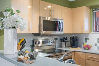 """Photo 9: 408 305 LONSDALE Avenue in North Vancouver: Lower Lonsdale Condo for sale in """"THE MET"""" : MLS®# R2615053"""