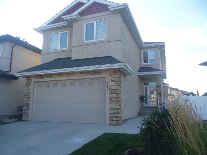 Main Photo: 552 Albany Way in Edmonton: Basement Suite for rent