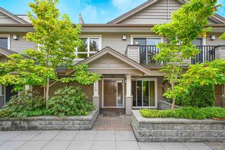 """Photo 1: 1119 ST. ANDREWS Avenue in North Vancouver: Central Lonsdale Townhouse for sale in """"St. Andrews Gardens"""" : MLS®# R2605968"""