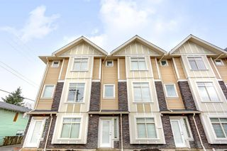 Photo 1: 1 2321 RINDALL Avenue in Port Coquitlam: Central Pt Coquitlam Townhouse for sale : MLS®# R2137298
