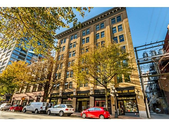 FEATURED LISTING: 603 - 233 ABBOTT Street Vancouver