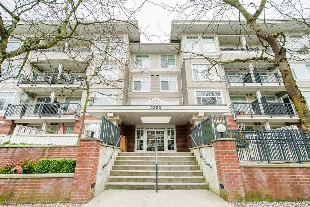 Main Photo: 215-2353 Marpole Ave in Port Coquitlam: Central Pt Coquitlam Condo for sale : MLS®# R2351253