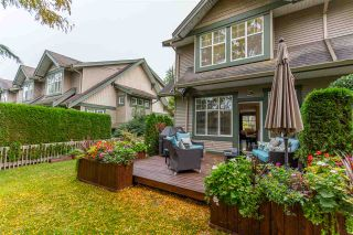 """Photo 33: 16 6050 166 Street in Surrey: Cloverdale BC Townhouse for sale in """"Westfield"""" (Cloverdale)  : MLS®# R2506257"""