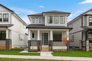 Photo 1: 4440 STEPHEN LEACOCK Drive in Abbotsford: Abbotsford East House for sale : MLS®# R2619594