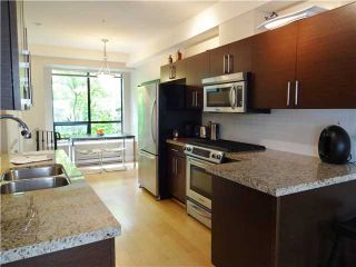 """Photo 2: # 118 1859 STAINSBURY AV in Vancouver: Victoria VE Townhouse for sale in """"The Works"""" (Vancouver East)  : MLS®# V1022273"""