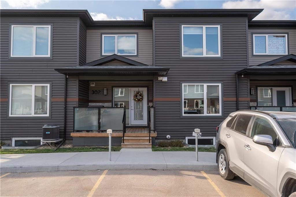Main Photo: 302 205 Peguis Street in Winnipeg: Devonshire Village Condominium for sale (3K)  : MLS®# 202124822