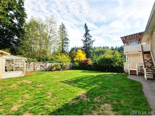 Photo 19: 3577 Kelly Dawn Pl in VICTORIA: La Walfred House for sale (Langford)  : MLS®# 684313