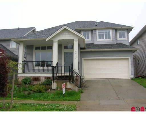 Main Photo: 16622 59A Avenue in Surrey: Cloverdale BC House for sale (Cloverdale)  : MLS®# F2827616