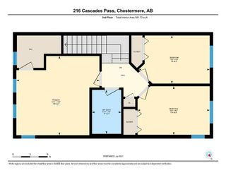 Photo 40: 216 Cascades Pass: Chestermere Row/Townhouse for sale : MLS®# A1133631