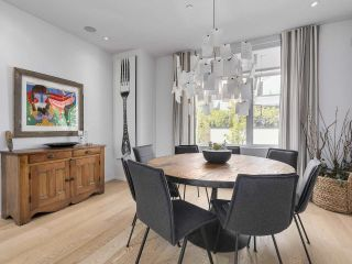 """Photo 4: 1887 W 2ND Avenue in Vancouver: Kitsilano Townhouse for sale in """"Blanc"""" (Vancouver West)  : MLS®# R2164681"""