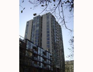"""Photo 1: 1202 1082 SEYMOUR Street in Vancouver: Downtown VW Condo for sale in """"FREESIA"""" (Vancouver West)  : MLS®# V797473"""