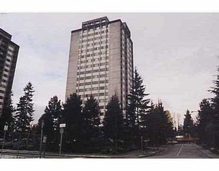 """Photo 1: 9595 ERICKSON Drive in Burnaby: Sullivan Heights Condo for sale in """"CAMERO TOWER"""" (Burnaby North)  : MLS®# V620031"""
