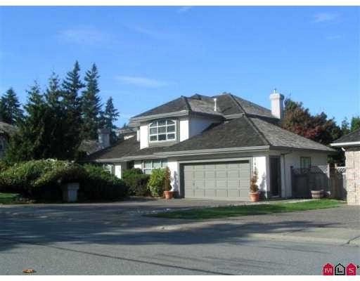 """Main Photo: 14873 25A Avenue in Surrey: Sunnyside Park Surrey House for sale in """"Sherbrooke Estates"""" (South Surrey White Rock)  : MLS®# F2816811"""