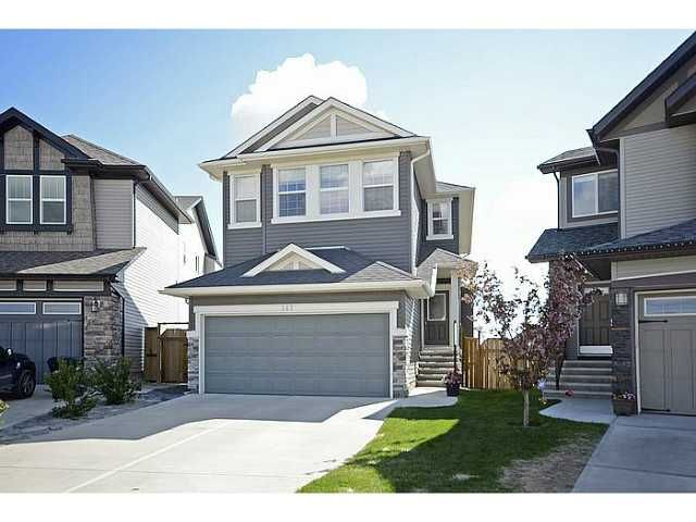 Main Photo: 147 SAGE VALLEY Circle NW in CALGARY: Sage Hill Residential Detached Single Family for sale (Calgary)  : MLS®# C3619942