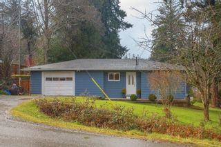 Photo 1: 2390 Church Rd in : Sk Broomhill House for sale (Sooke)  : MLS®# 867034