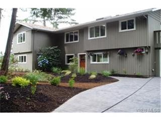 Photo 1:  in VICTORIA: SW Prospect Lake House for sale (Saanich West)  : MLS®# 438847