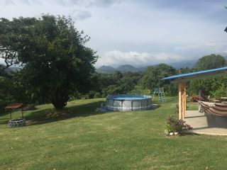 Photo 1: Great mountain views from this property in Las Lajas, near Coronado