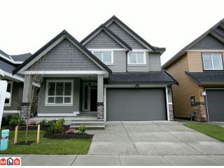 Photo 1: 17395 3Rd Avenue in South Surrey Whiterock: Pacific Douglas House for sale (South Surrey White Rock)  : MLS®# F1023584