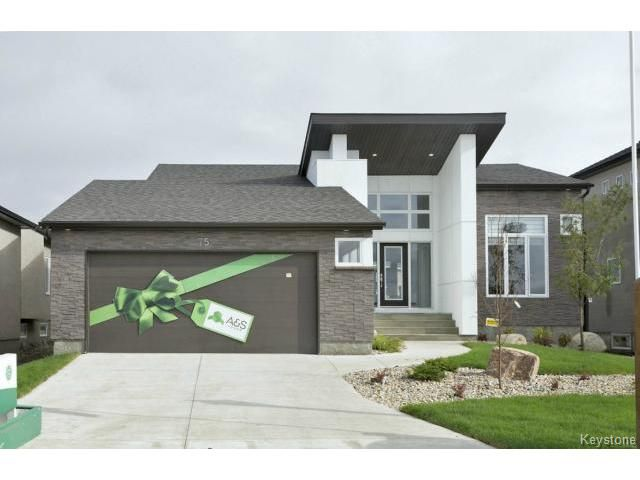 Main Photo: 75 Northern Lights Drive in Winnipeg: Residential for sale : MLS®# 1516398