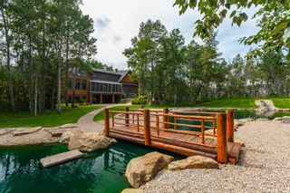 Main Photo: 87 Woodlands Estates Drive in Rural Rocky View County: Rural Rocky View MD Detached for sale : MLS®# A1054436
