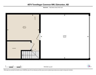 Photo 35: 4874 TERWILLEGAR Common in Edmonton: Zone 14 Townhouse for sale : MLS®# E4257615