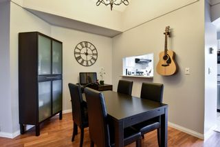 """Photo 6: 335 19528 FRASER Highway in Surrey: Cloverdale BC Condo for sale in """"THE FAIRMONT"""" (Cloverdale)  : MLS®# R2469719"""