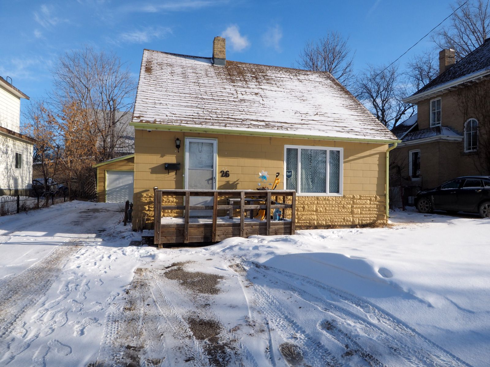 Main Photo: 26 3rd Street SW in Portage la Prairie: House for sale : MLS®# 202101055