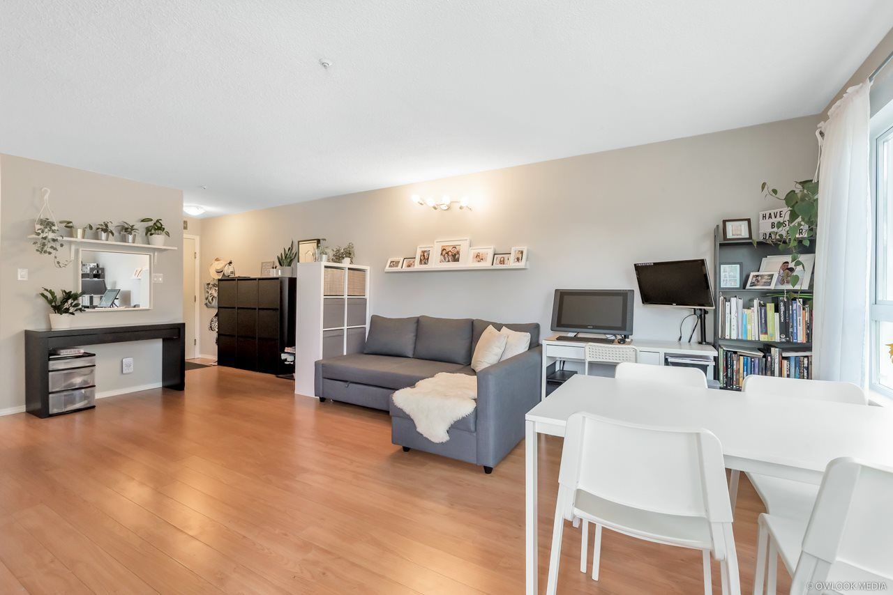 Main Photo: 308 3480 YARDLEY AVENUE in Vancouver: Collingwood VE Condo for sale (Vancouver East)  : MLS®# R2514590