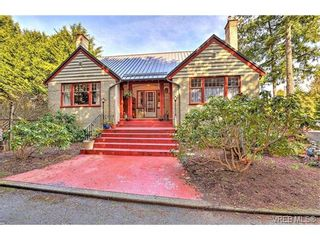 Photo 2: 615 Hallsor Dr in VICTORIA: Co Hatley Park House for sale (Colwood)  : MLS®# 752901