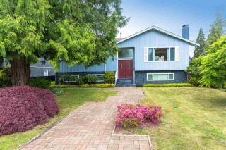Photo 1: 1101 SMITH Avenue in Coquitlam: Central Coquitlam House for sale : MLS®# R2458016