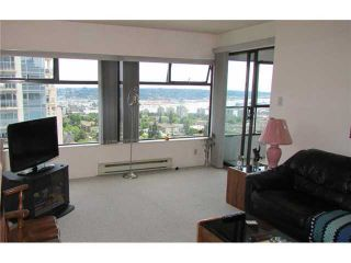 """Photo 2: 1804 615 BELMONT Street in New Westminster: Uptown NW Condo for sale in """"BELMONT TOWERS"""" : MLS®# V1072992"""