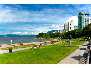 Photo 4: 1502 1995 BEACH Avenue in Vancouver: West End VW Condo for sale (Vancouver West)  : MLS®# V998549