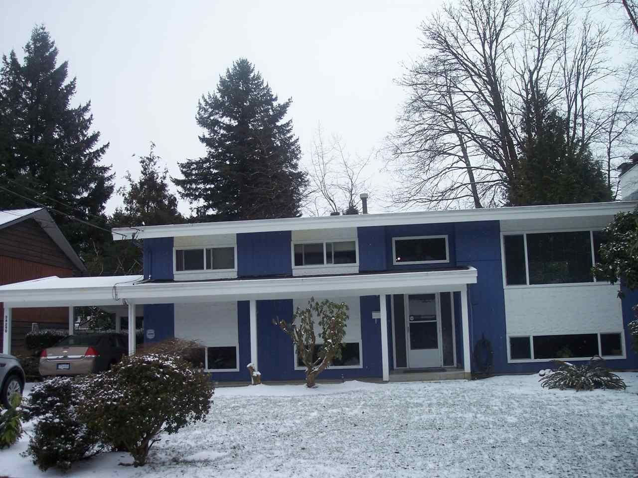 Main Photo: 34290 LARCH Street in Abbotsford: Central Abbotsford House for sale : MLS®# R2538859