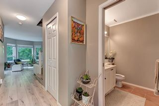 """Photo 3: 124 16233 82ND Avenue in Surrey: Fleetwood Tynehead Townhouse for sale in """"THE ORCHARDS"""" : MLS®# R2583227"""