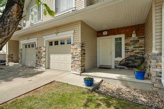 Photo 42: 11 2508 HANNA Crescent in Edmonton: Zone 14 Townhouse for sale : MLS®# E4249746