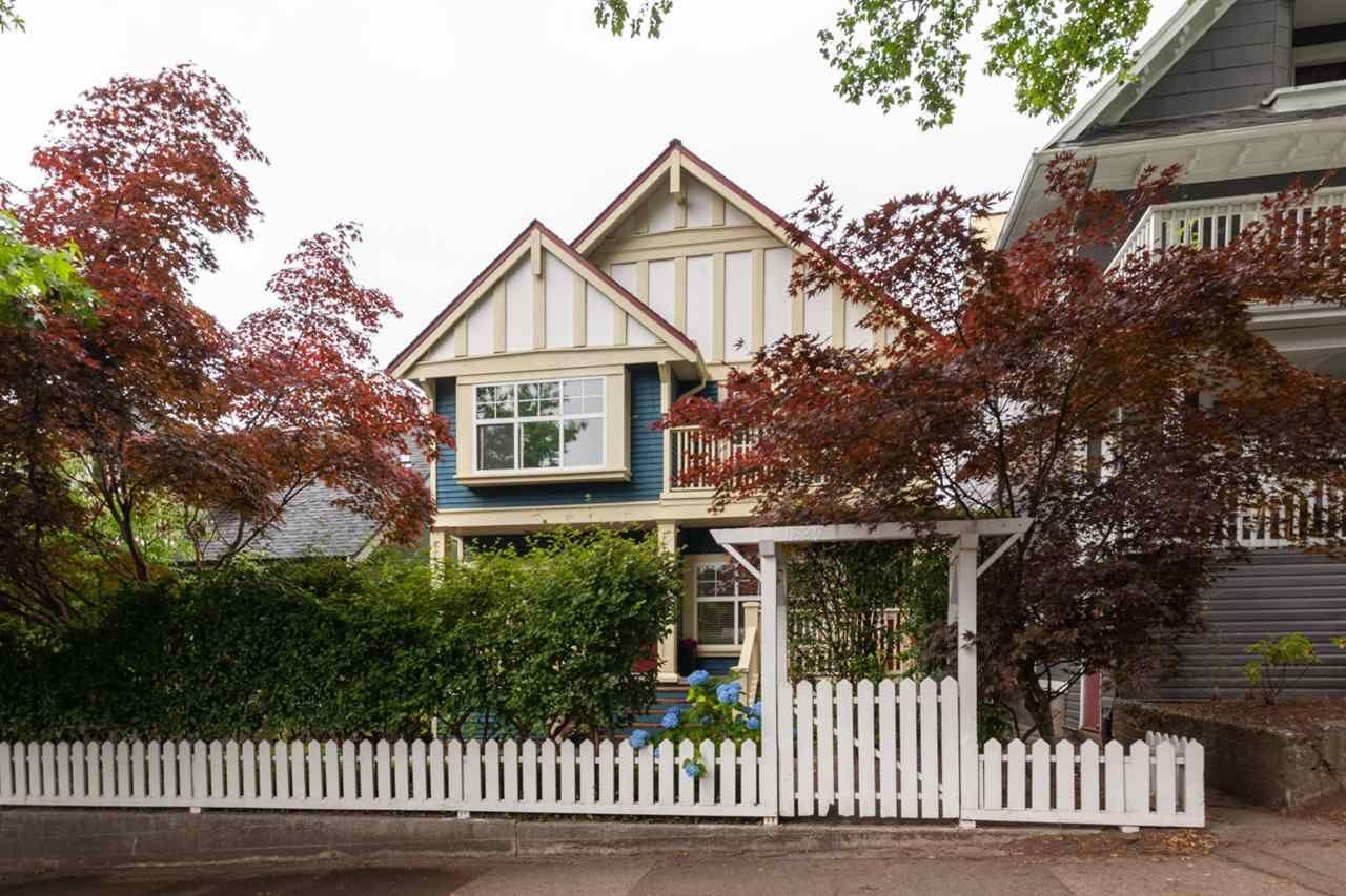Main Photo: 1831 VENABLES STREET in : Hastings 1/2 Duplex for sale : MLS®# R2386995
