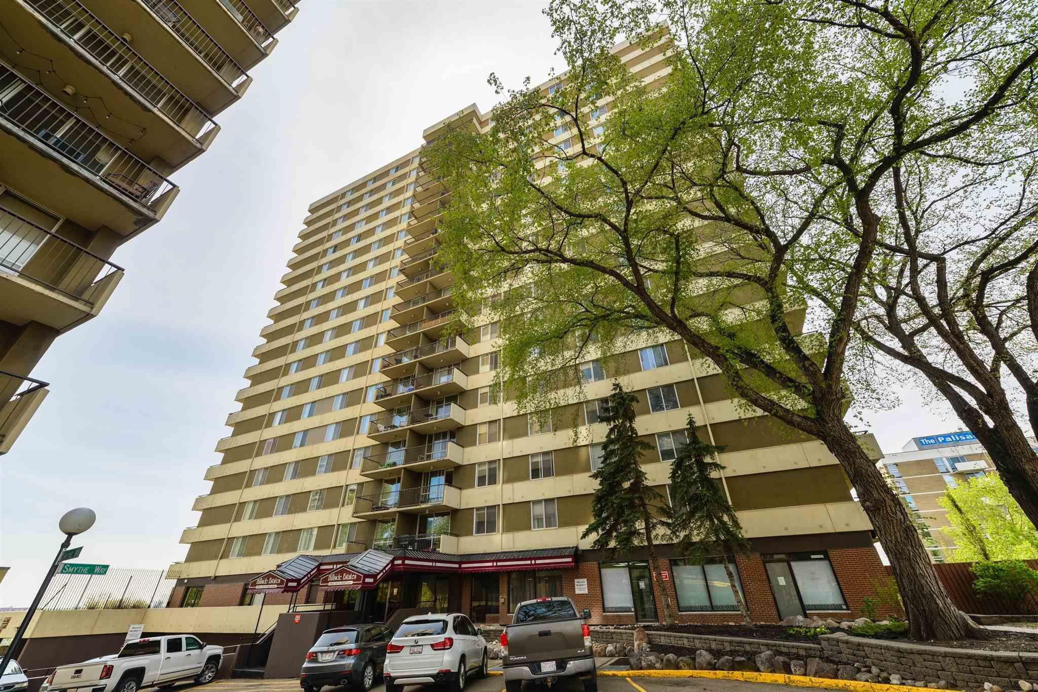 Main Photo: 1904 9903 104 Street in Edmonton: Zone 12 Condo for sale : MLS®# E4246015