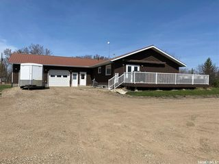 Photo 1: Water House Road Acreage in North Battleford: Residential for sale (North Battleford Rm No. 437)  : MLS®# SK844389