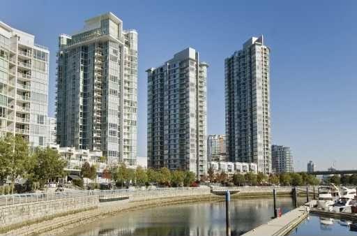 Main Photo: 2201 1067 Marinaside Crescent in Vancouver: Condo for sale : MLS®# V1113831
