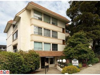 "Photo 1: # 306 1341 FOSTER ST: White Rock Condo for sale in ""CYPRUS MANOR"" (South Surrey White Rock)  : MLS®# F1102050"