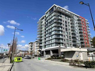 """Photo 1: 708 3281 E KENT NORTH Avenue in Vancouver: South Marine Condo for sale in """"RHYTHM"""" (Vancouver East)  : MLS®# R2560384"""