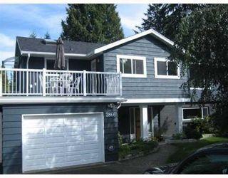 Photo 1: 2866 WILLIAM AV in North Vancouver: House for sale : MLS®# V789051